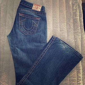 True religion bobby bootcut jeans